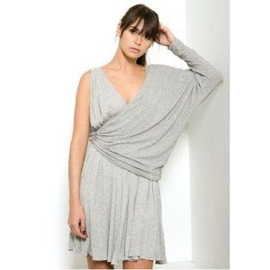 Alexander Wang Jersey Drape Dress